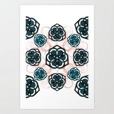 FLEURDULEEvers1 Art Print