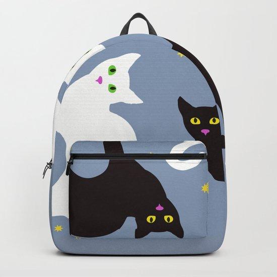 Cat Quartet Backpack