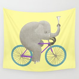 Ride 3 Wall Tapestry