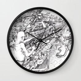 Mindtrigger Wall Clock