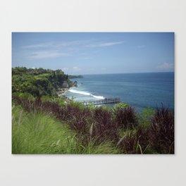 Island of the Gods Canvas Print