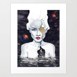 Aporia Art Print