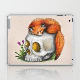 Resting Fox Laptop & iPad Skin