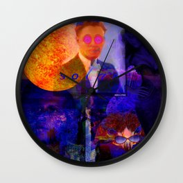 Solar and the Women Wall Clock