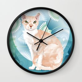 Chippy Wall Clock
