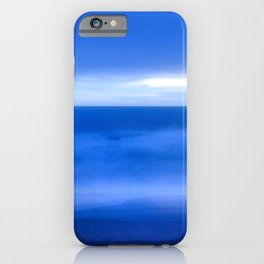 My Blue Ocean iPhone Case