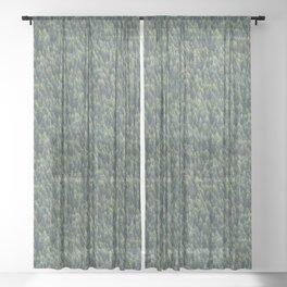 TREES Sheer Curtain