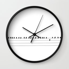 There's Always One Wall Clock