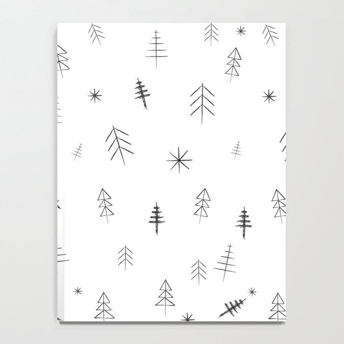 O Christmas tree[s] Notebook