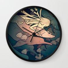 Encantado Wall Clock