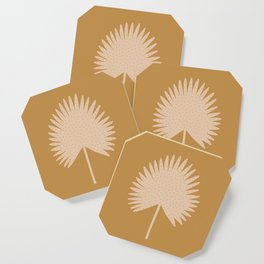 Palm Leaf Coaster