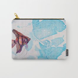 Little Angelfish Carry-All Pouch