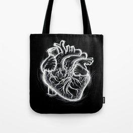 Telltale Heart Tote Bag