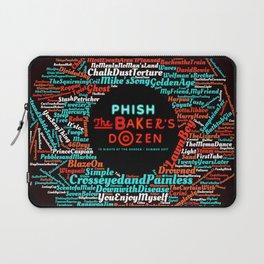 PHISH THE BAKERS DOZEN TOUR DATES 2020 ASAMJAWA Laptop Sleeve