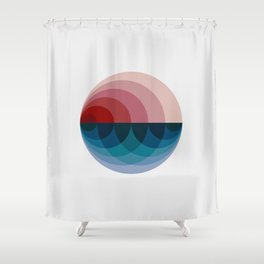 #751 Shower Curtain