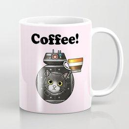 Coffee BB9Cat Pink Coffee Mug