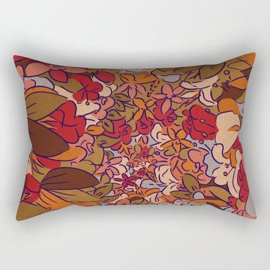 Implode Rectangular Pillow
