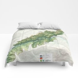 National Conservation Lands - Wild Rogue Wilderness (2014) Comforters