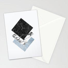 geometric 9 Stationery Cards