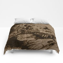Bear Country Comforters