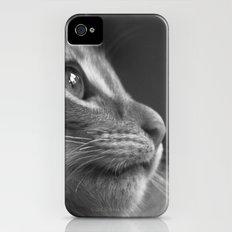 Cat Slim Case iPhone (4, 4s)