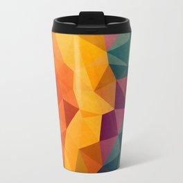 Color Poly Travel Mug