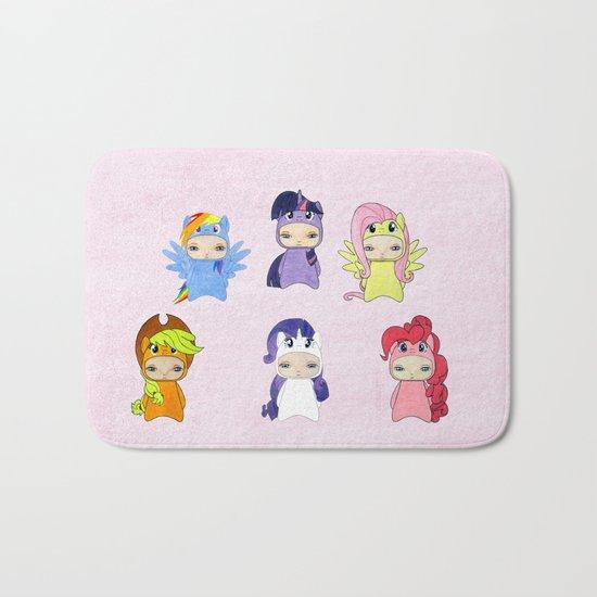 A Boy - Little Pony Bath Mat