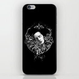 Allegory. Night. iPhone Skin