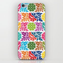 Chiapas Embroidery iPhone Skin