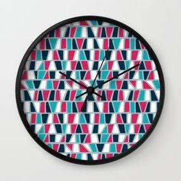Maisy Mosaic Wall Clock