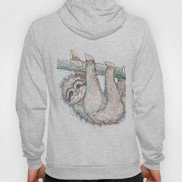 Be Slothful like a Sloth Hoody