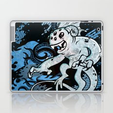 Interdimensional Icthy-demon Laptop & iPad Skin
