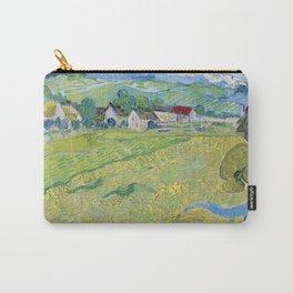 """Les Vessenots"" in Auvers by Vincent van Gogh Carry-All Pouch"