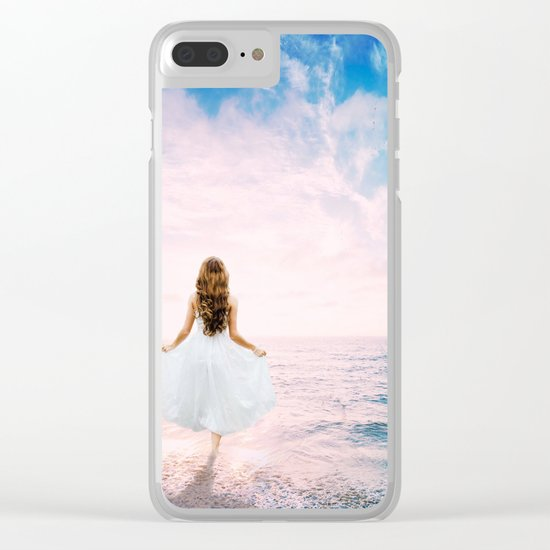 Enlight Clear iPhone Case