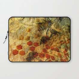 Bees Laptop Sleeve
