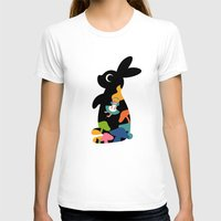 alice wonderland T-shirts featuring Alice by Andy Westface
