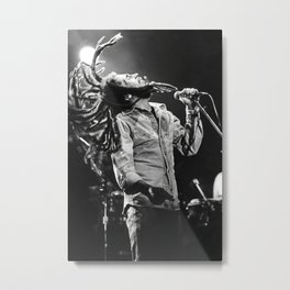 Bob Mar-ley 1976 Poster, Bob Mar-ley Canvas Art Painting Wall Deocr Living Room No Frame Metal Print