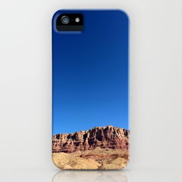 Into the Blue - Vermillion Cliffs iPhone Case