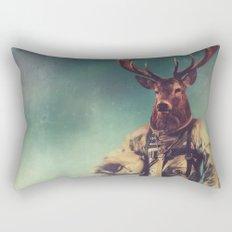 Without Words Rectangular Pillow