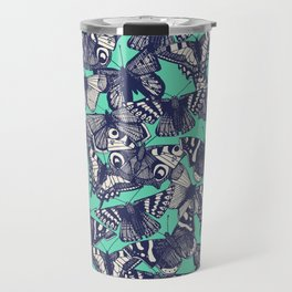butterfly mint Travel Mug