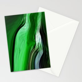 Liquid Grass Stationery Cards