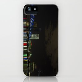 Jacksonville at Night iPhone Case