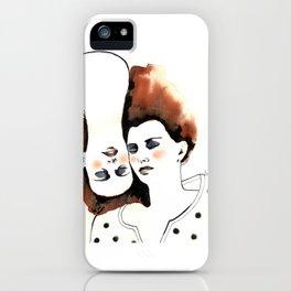 Siamese Dream iPhone Case