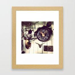 Overkill Framed Art Print