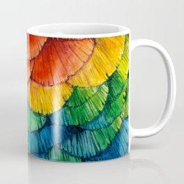Scarlet-breasted Coffee Mug