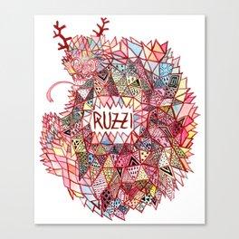 Ruzzi # 001 Canvas Print