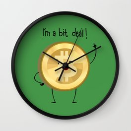 BIT DEAL! (v2) Wall Clock
