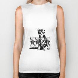 Bodega Kitty Biker Tank
