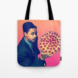 Delivery of the Funk  Tote Bag