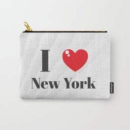 Greetings from N.Y.C.  Carry-All Pouch